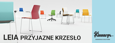 Kinnarps Workplace/Design marzec 2017